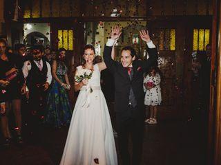 El casamiento de Damian y Alejandra