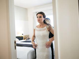 El casamiento de Angie y Tomi 1