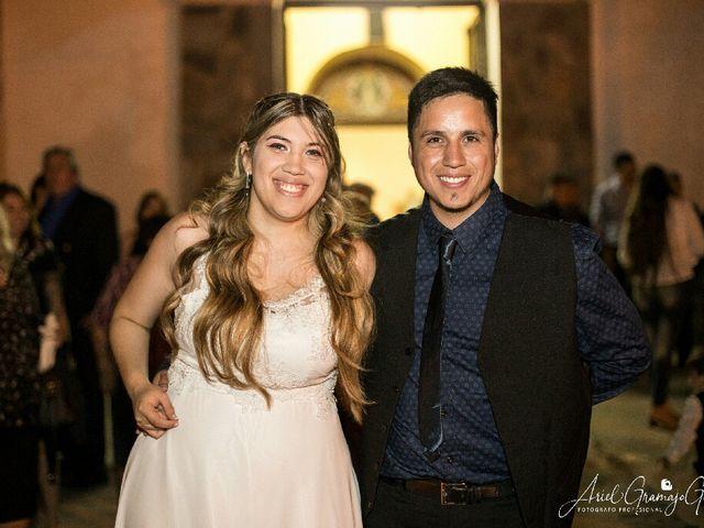El casamiento de Marianellia  y Matías