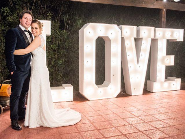 El casamiento de Carla y Lucas