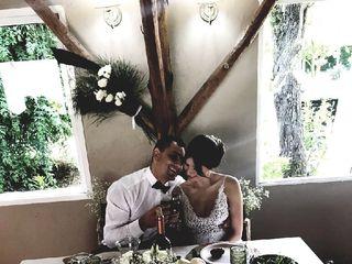 El casamiento de Luciana y Daniel  1