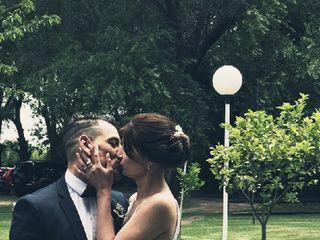 El casamiento de Luciana y Daniel  2