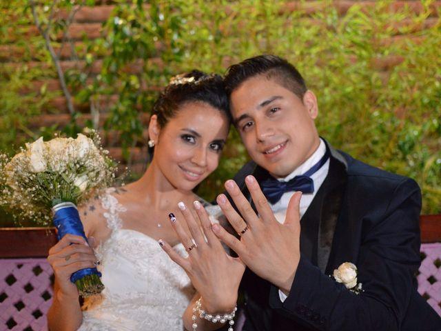 El casamiento de Yesica y Cristopher
