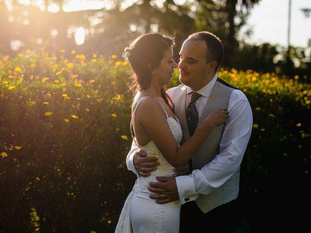 El casamiento de Soledad y Leandro