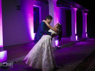 El casamiento de Cecilia  y Javier