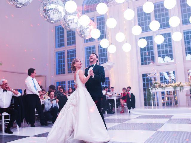 El casamiento de Nadia y Andrés