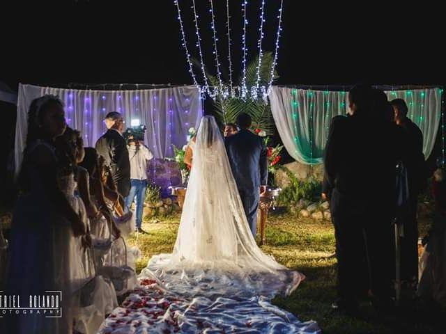 El casamiento de Javier  y Cecilia  en Monterrico, Jujuy 20