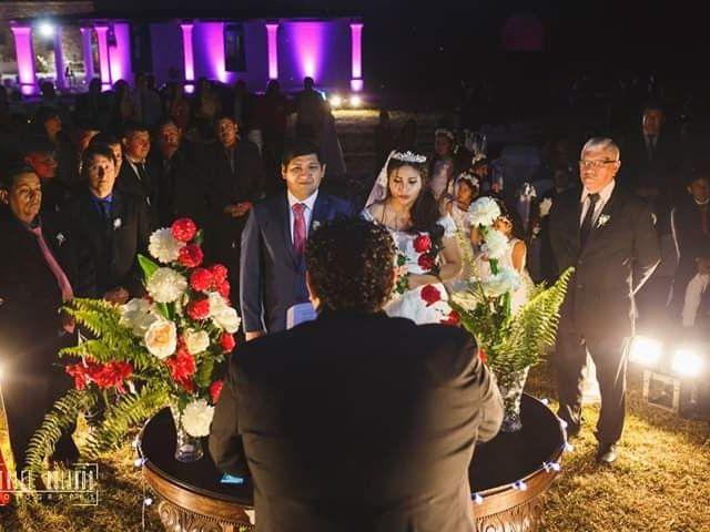 El casamiento de Javier  y Cecilia  en Monterrico, Jujuy 22