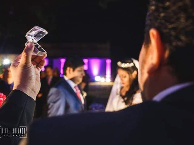 El casamiento de Javier  y Cecilia  en Monterrico, Jujuy 23