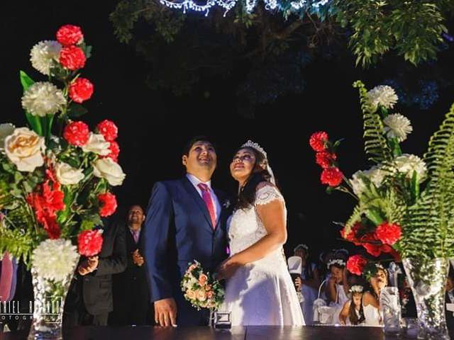 El casamiento de Javier  y Cecilia  en Monterrico, Jujuy 25