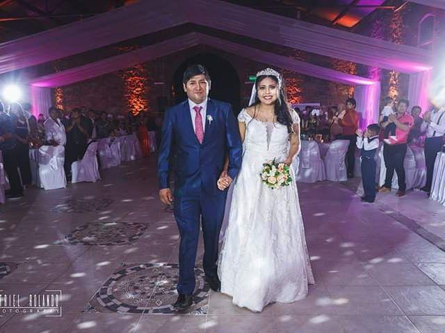 El casamiento de Javier  y Cecilia  en Monterrico, Jujuy 41