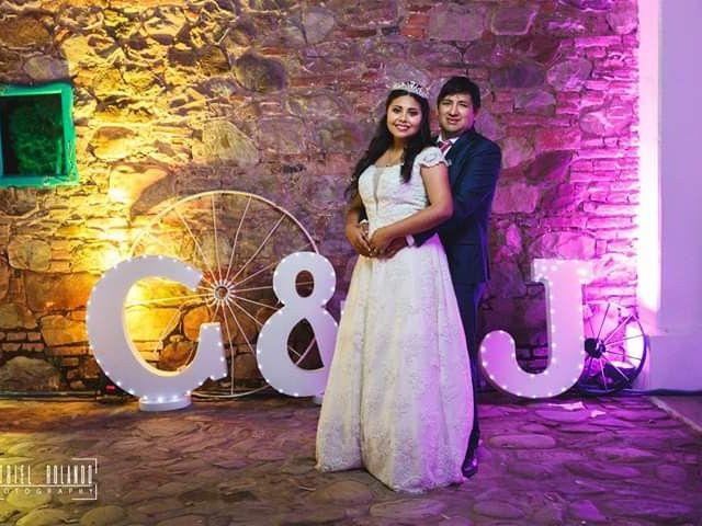 El casamiento de Javier  y Cecilia  en Monterrico, Jujuy 2