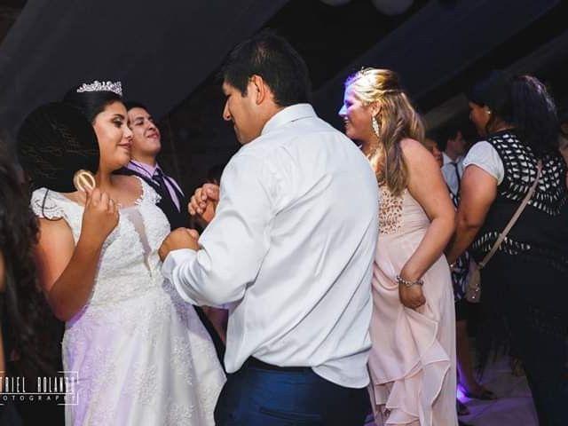 El casamiento de Javier  y Cecilia  en Monterrico, Jujuy 44