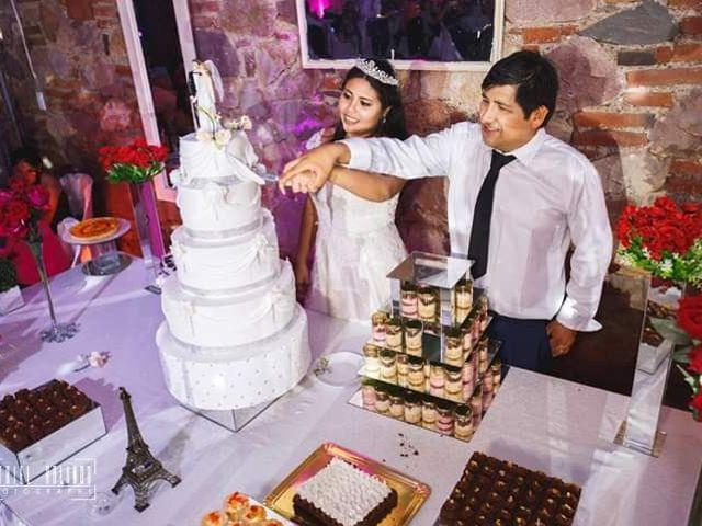 El casamiento de Javier  y Cecilia  en Monterrico, Jujuy 45