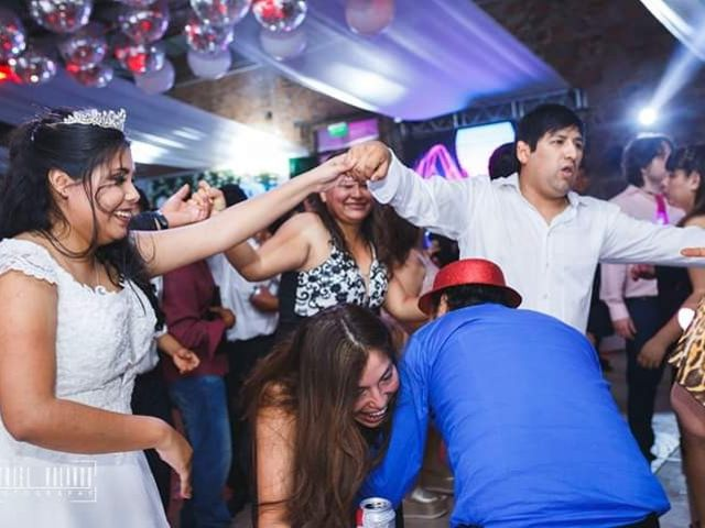 El casamiento de Javier  y Cecilia  en Monterrico, Jujuy 48