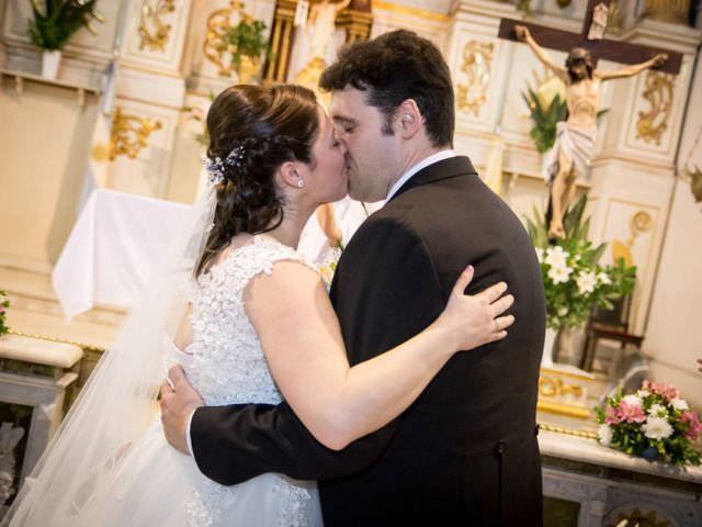 El casamiento de Florencia y Santiago