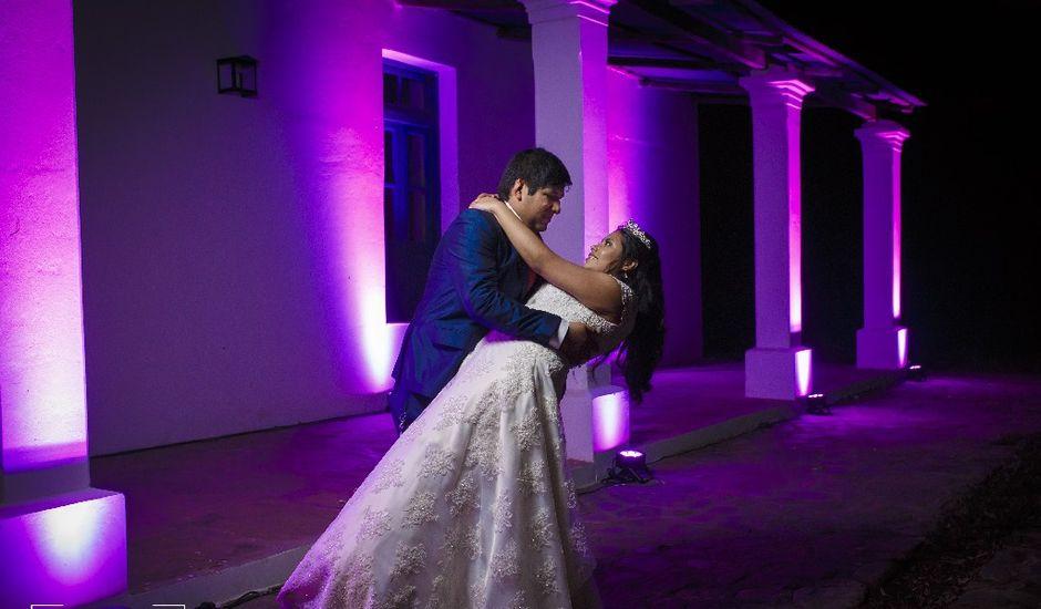 El casamiento de Javier  y Cecilia  en Monterrico, Jujuy