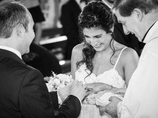El casamiento de María Belén  y Pablo