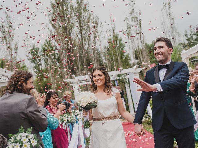 El casamiento de Lucy y Andy
