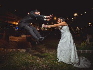 El casamiento de Meli y Seba