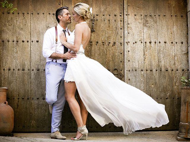 El casamiento de Nerena y Frank