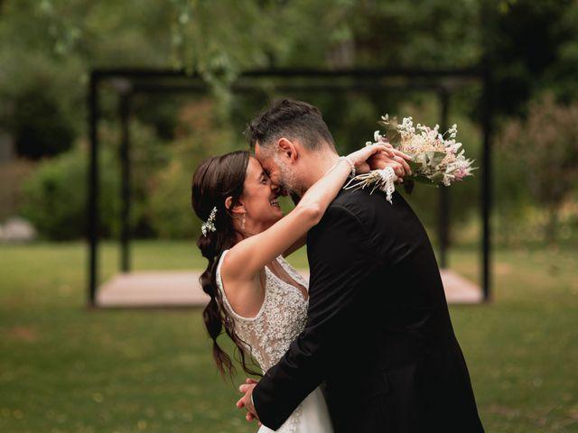 El casamiento de Paz y Ernesto