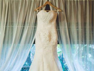 El casamiento de Mariel y Walter 3