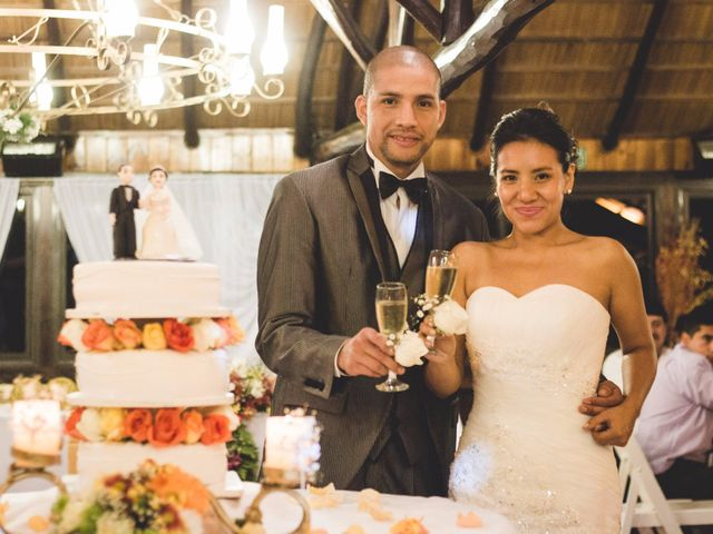 El casamiento de Mariel y Walter
