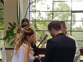 El casamiento de Angie y Pato 3