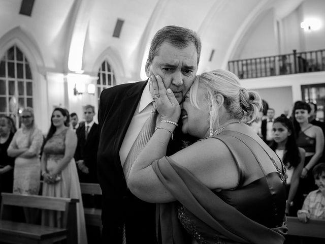 El casamiento de Hernan y Ivana en Funes, Santa Fe 23