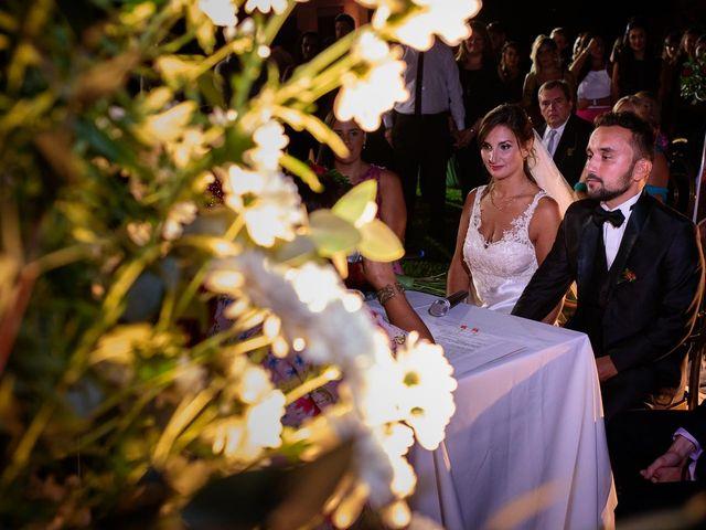 El casamiento de Hernan y Ivana en Funes, Santa Fe 25