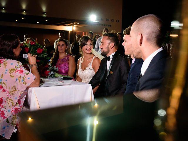 El casamiento de Hernan y Ivana en Funes, Santa Fe 26