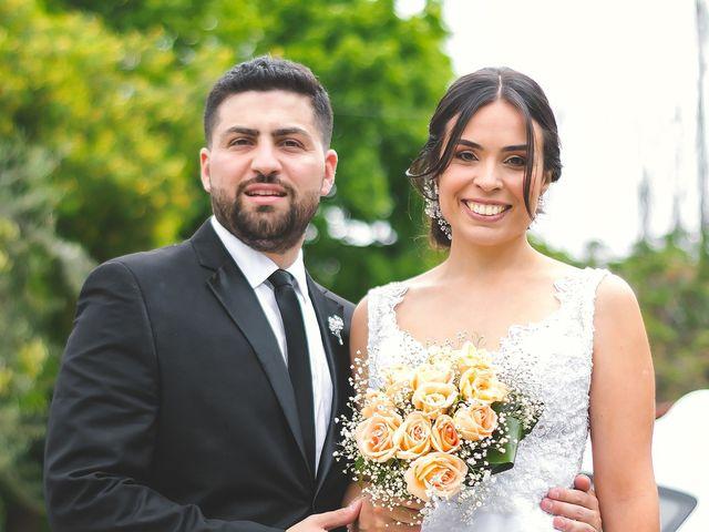 El casamiento de Pilar y Nicolas