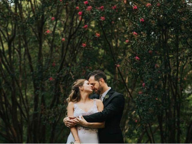 El casamiento de Angie y Pato