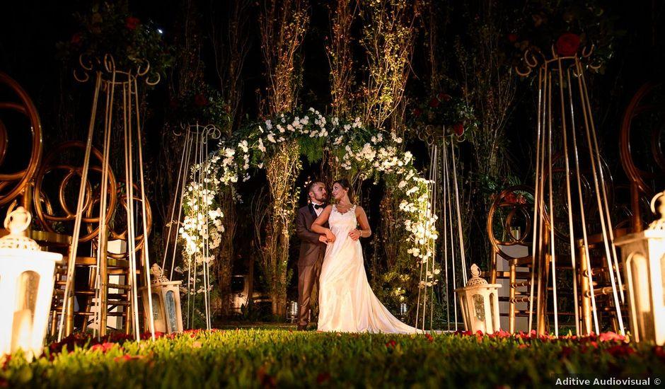 El casamiento de Hernan y Ivana en Funes, Santa Fe