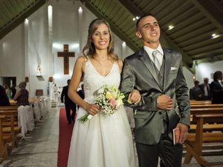 El casamiento de Maite y Lucas
