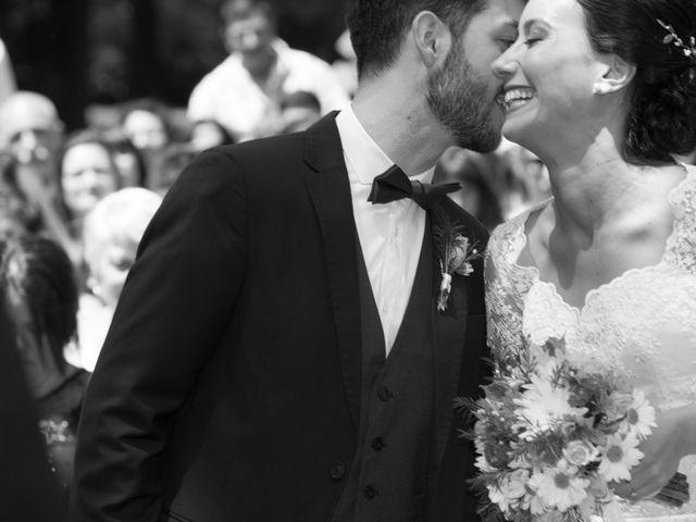 El casamiento de Natalia y Yoel