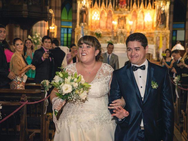 El casamiento de Dani y Beto