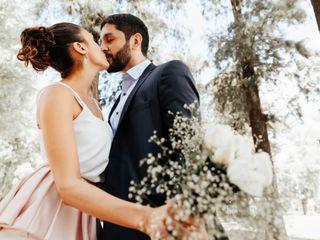 El casamiento de Carmen y Leandro 1