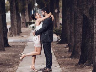 El casamiento de Carmen y Leandro