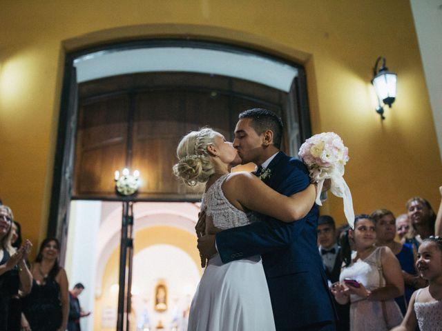 El casamiento de Marce y Barby en San José de Guaymallen, Mendoza 2