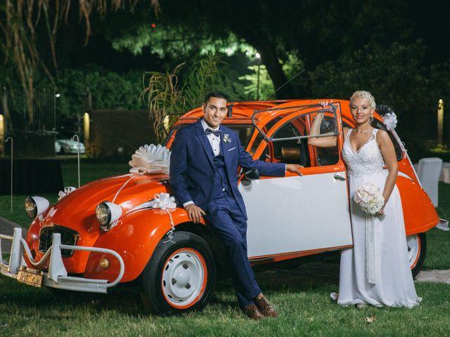 El casamiento de Marce y Barby en San José de Guaymallen, Mendoza 3