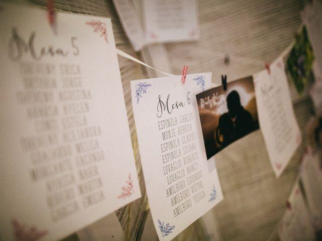 El casamiento de Marce y Barby en San José de Guaymallen, Mendoza 5