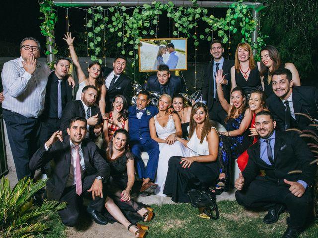 El casamiento de Marce y Barby en San José de Guaymallen, Mendoza 6