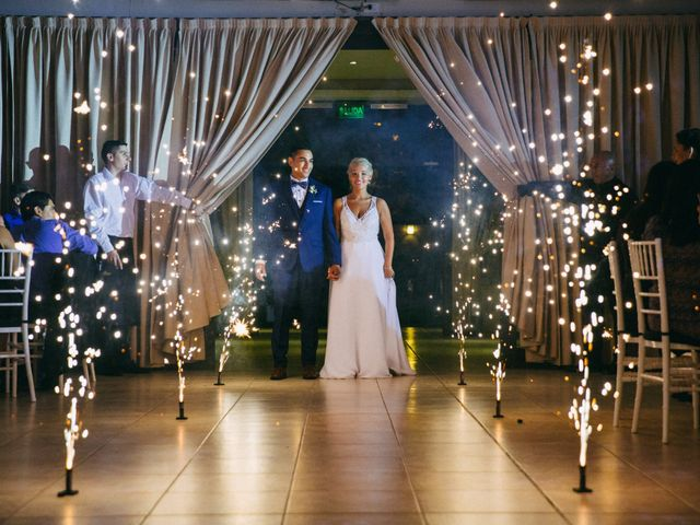 El casamiento de Marce y Barby en San José de Guaymallen, Mendoza 8