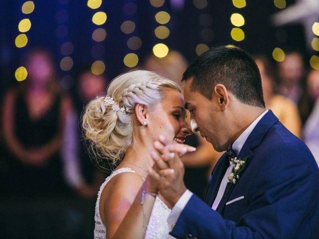 El casamiento de Marce y Barby en San José de Guaymallen, Mendoza 9