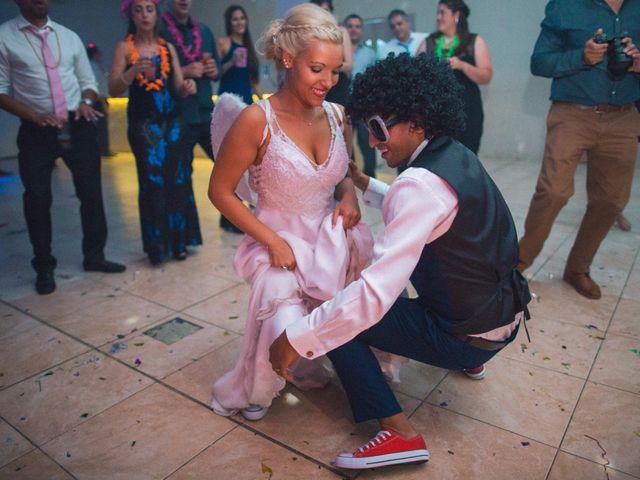 El casamiento de Marce y Barby en San José de Guaymallen, Mendoza 10