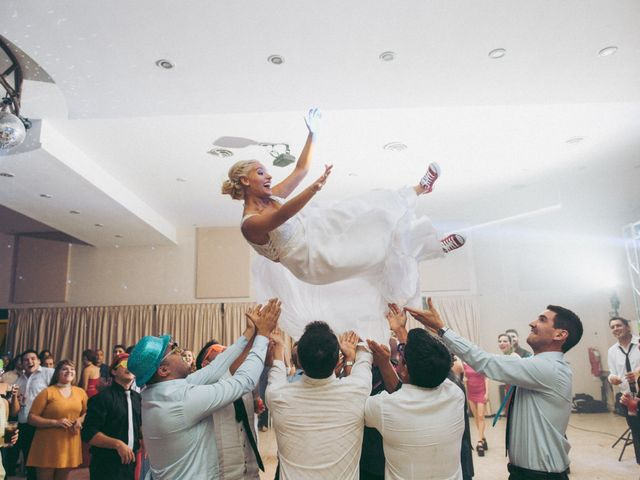 El casamiento de Marce y Barby en San José de Guaymallen, Mendoza 12