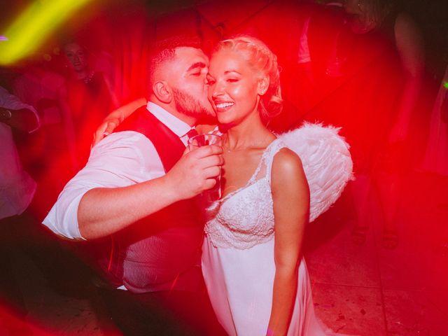 El casamiento de Marce y Barby en San José de Guaymallen, Mendoza 16