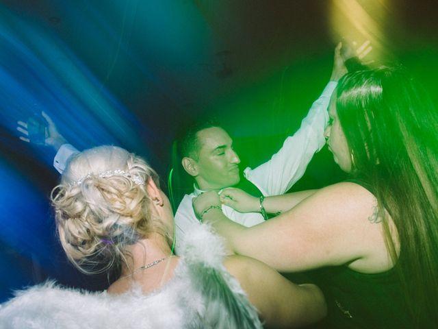 El casamiento de Marce y Barby en San José de Guaymallen, Mendoza 17